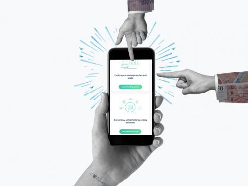 Swoop-finance-app-tech