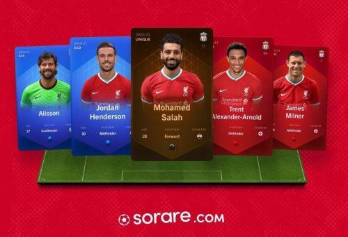 Sorare-NFT-marketplace-fantasy-football