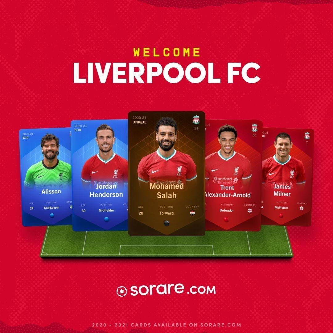 Sorare-fantasy-football-cards